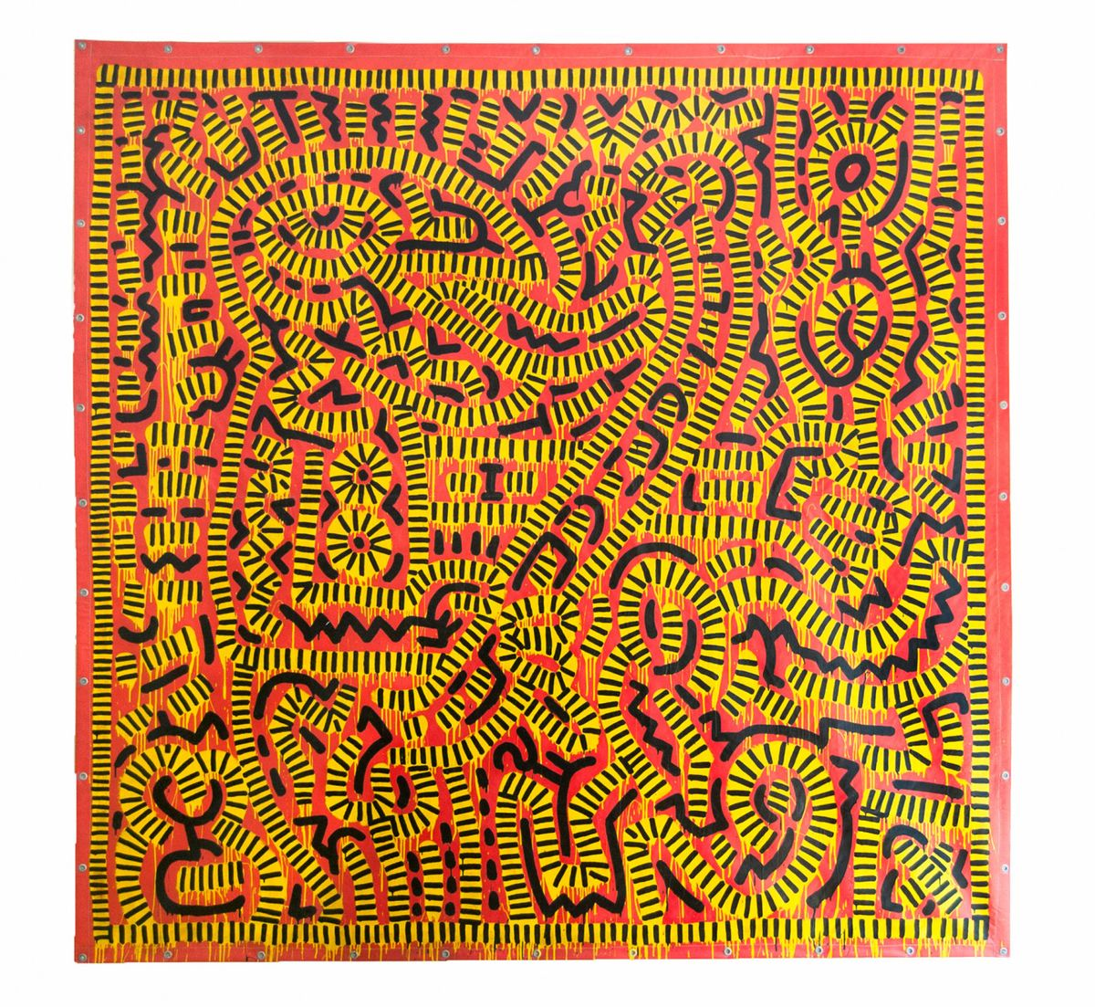 Edelman Arts Sues Over $26.8 Million Sale of Haring, Munch Works ...