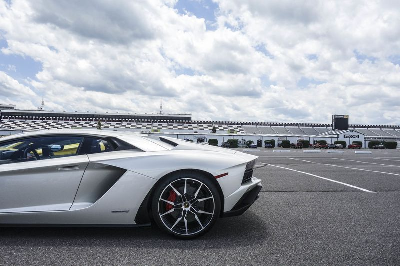 The Aventador S Has A Top Speed Of 217 Mph.