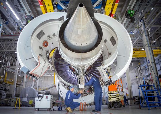 Rolls-Royce Says It's 'Far Short' of Engines for Airbus Jet