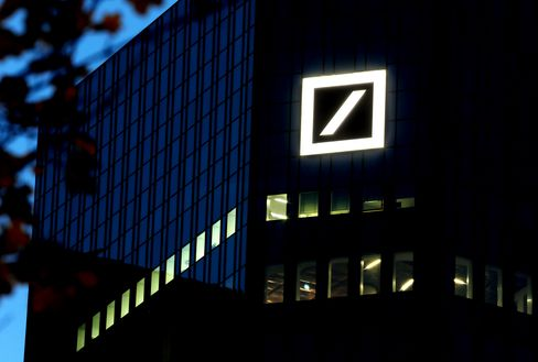 Deutsche Bank Overhaul Leaves Firm Trailing Peers on Capital