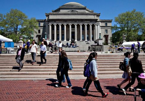 Applications At Columbia University Up 3%, Admissions Down To 9%