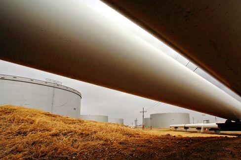 Unlocking the Crude Oil Bottleneck at Cushing