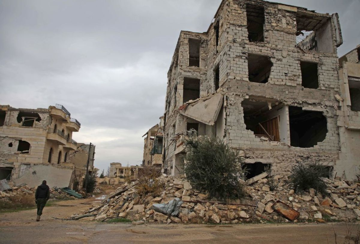 Syria's Assad Has Gassed His Own People, Again