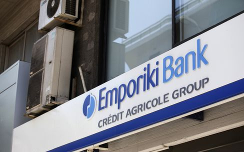 Credit Agricole Agrees to Sell Emporiki in Greece to Alpha Bank