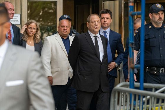 Weinstein Bond Up to $2 Million on Tracker Incidents