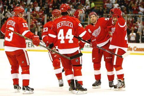 Mike Ilitch Wants to Give Detroit a Happy Hockey Neighborhood