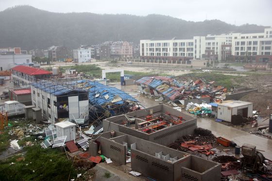 Lekima Leaves 32 Dead, 16 Missing as Storm Hits East China