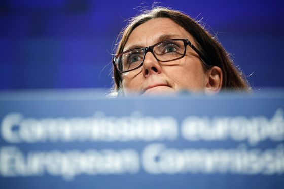 EU Says Prepare for 'Rule of the Jungle' If Trump Dismantles WTO