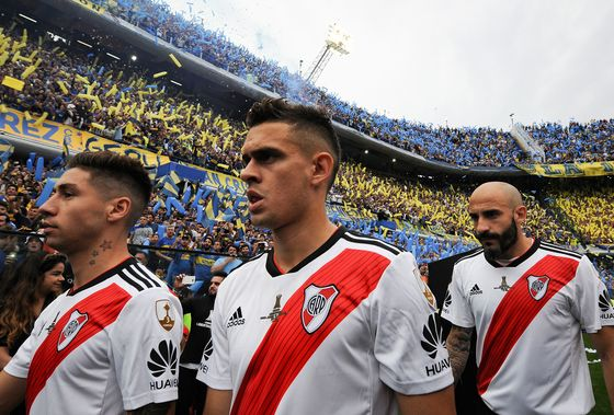 Argentina's River Plate Refuses to Play Match in Madrid
