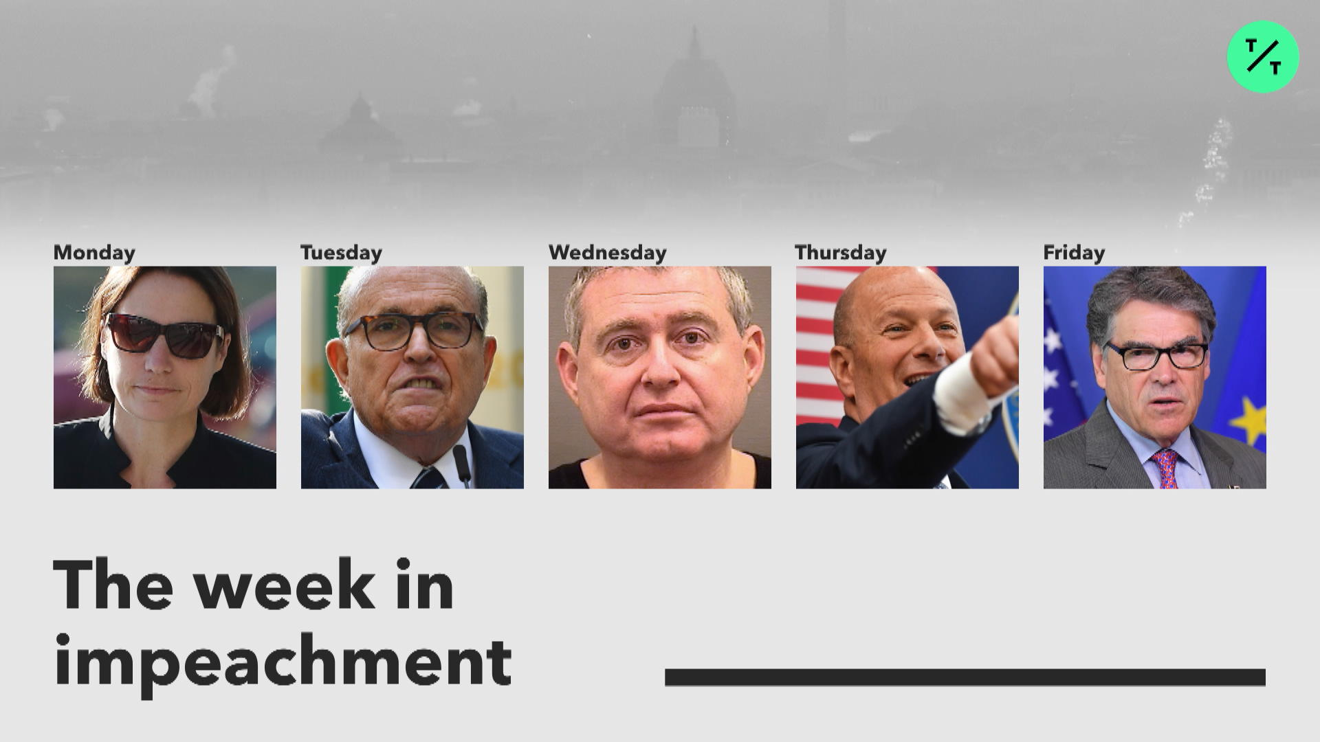 This Week in Impeachment News