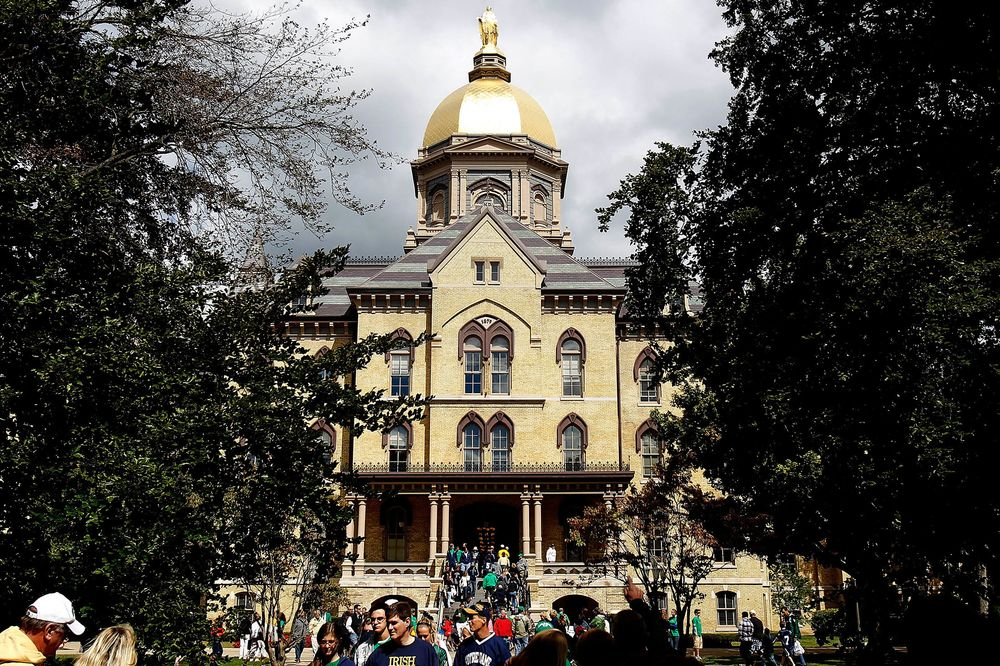 Which US Colleges Accept Most Legacy Students? Notre Dame
