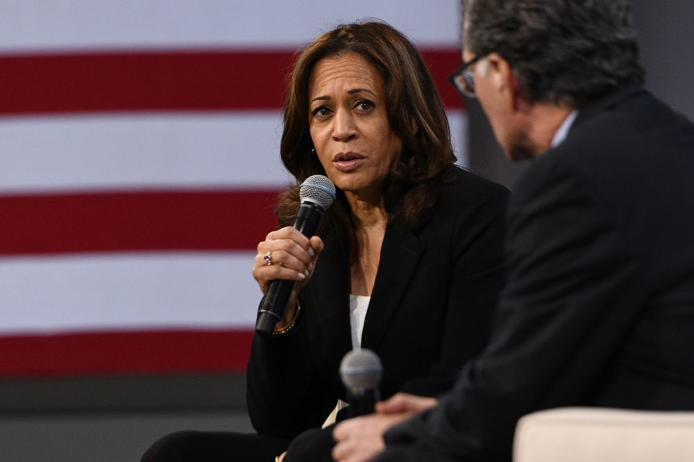 Kamala Harris Proposes Pre Clearance Of State Limits On Abortion Bloomberg