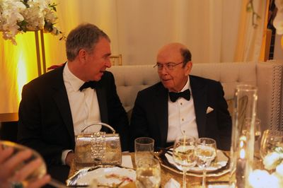 relates to Mega-Rich at Palm Beach Soiree Dismiss Democrats' Tax Proposals