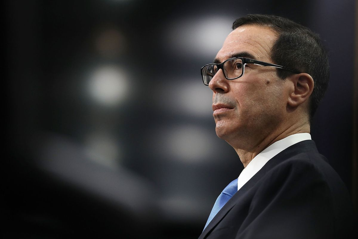 Mnuchin Says Trump Won't Veto Tax Bill Giving Wealthy Tax Cuts