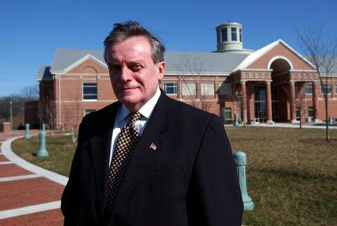 Harrisburg Mayor Stephen Reed