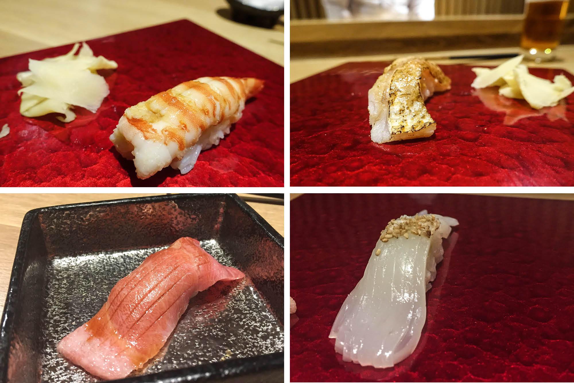 The High-Class Sushi Bar Has a New Secret Weapon