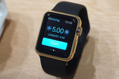 Functionally, the Apple Watch Edition is identical to the less expensive models.