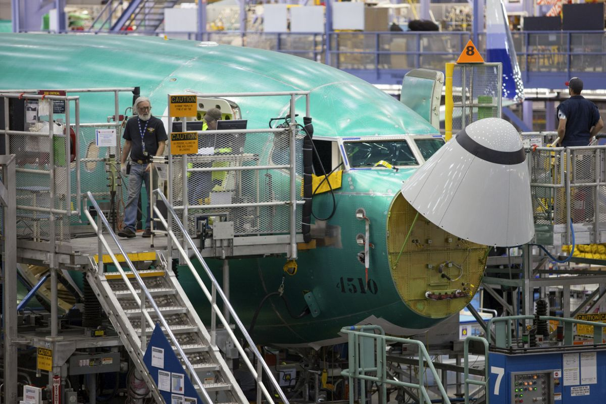 Boeing Target Raised as Morgan Stanley Sees Path to $500 a Share