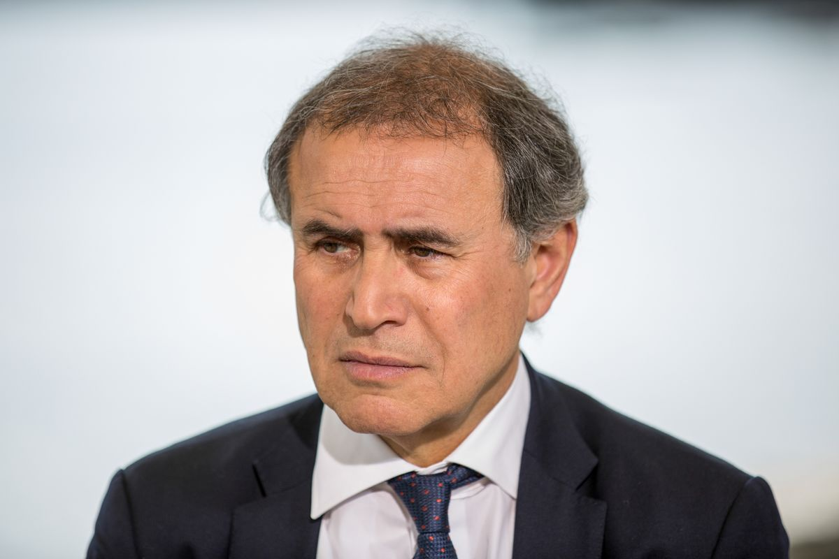 Roubini Says Trump Foreign Policies to Hurt Markets, Help China