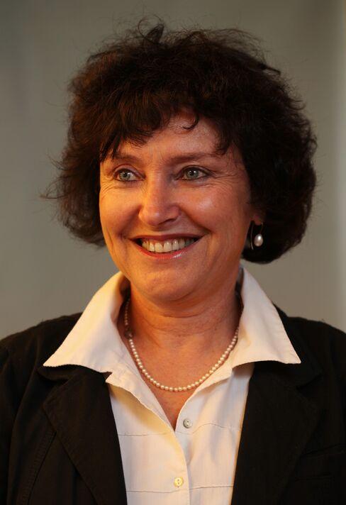 Bank of Israel Governor-Designate Karnit Flug