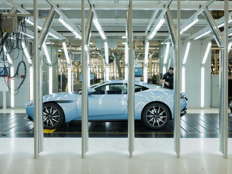 Aston Martin IPO Pricing Narrows Toward Bottom End Of Range Bloomberg - Aston martin pricing