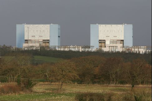 Nuclear Revival in U.K. Planned as Cameron Spurs Profits
