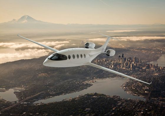New Electric Airplane to Make First Flight This Year