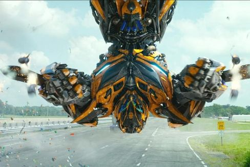 Transformers Turns Bigger Cinematic Failures Into Better Box Office