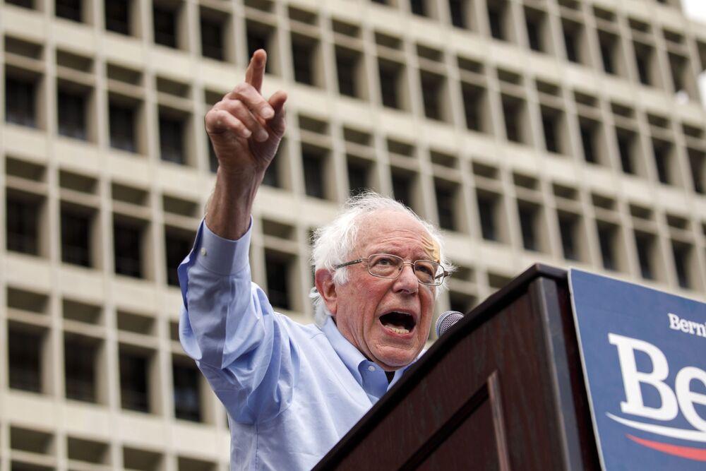 Walmart to Skip VIP Treatment for Bernie Sanders at Shareholder Meeting