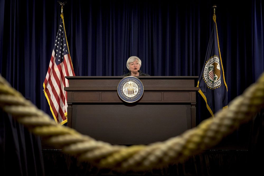 Morgan Stanley: The Fed's Gotta Hike Rates Like It's 1999 - Bloomberg