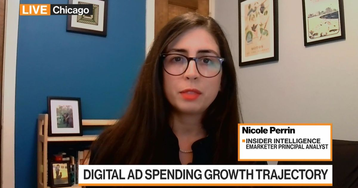 bloomberg.com - This Quarter's Digital Advertising Growth Rates Not Sustainable: Nicole Perrin