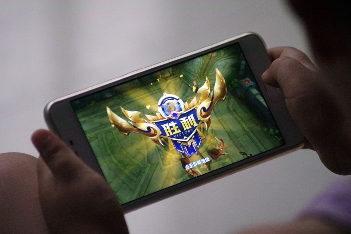 China Cracks Down on Video Games