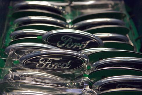 Ford Reviews Product Lineup in Effort to Stem Losses in Europe
