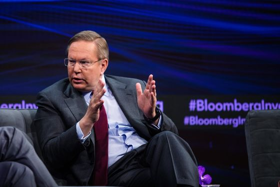Pimco's Seidner Expects Shift in Yield Curve: Bloomberg Invest