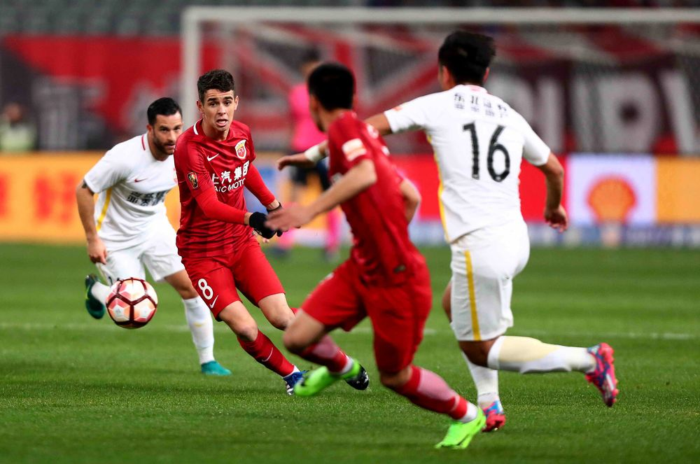 How China Is Spending Billions To Conquer World Soccer Bloomberg