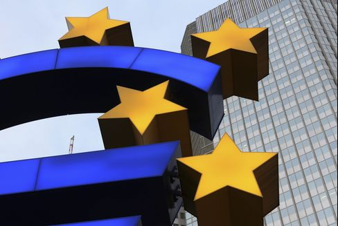 Stocks, Euro Gain Before ECB Meeting