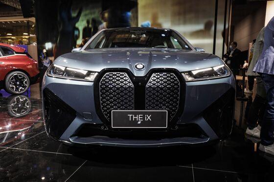 How Electric Car Designers Are Reimagining IconicGrilles