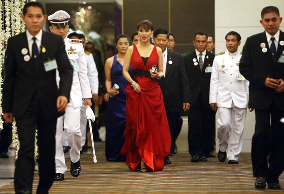 Thailand's Next Premier May Be Semi-Divine