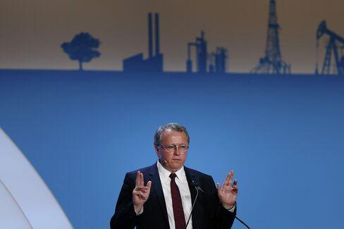 Statoil CEO Eldar Saetre
