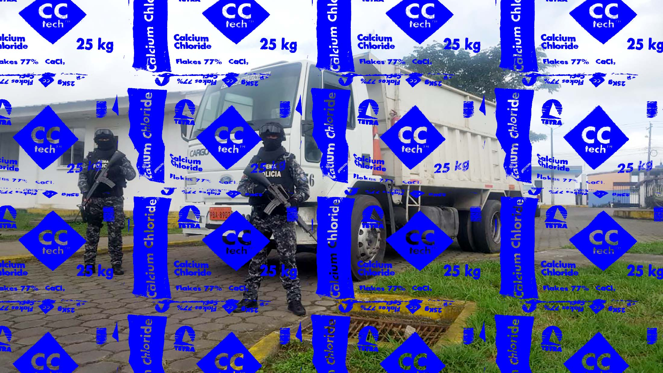 Tetra S Tti Calcium Chloride Is Fueling A Cocaine War In South America Bloomberg