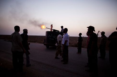 New Libyan Factions Maneuver for Power