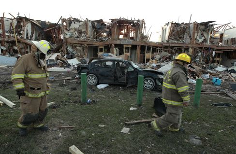Record Junk Sale Funds Fertilizer After Texas Blast