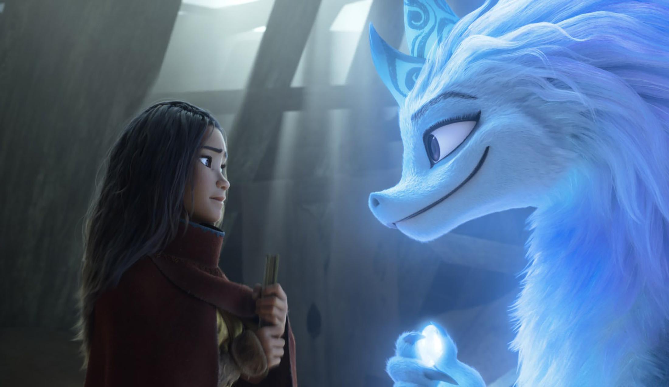 """Raya and the Last Dragon"""