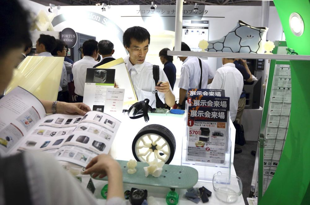 D Printing Exhibition Tokyo : What d printing could mean for the world s factory china