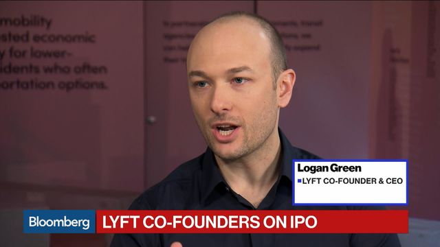 Lyft Valued at $22.4 Billion After Rising in Trading Debut