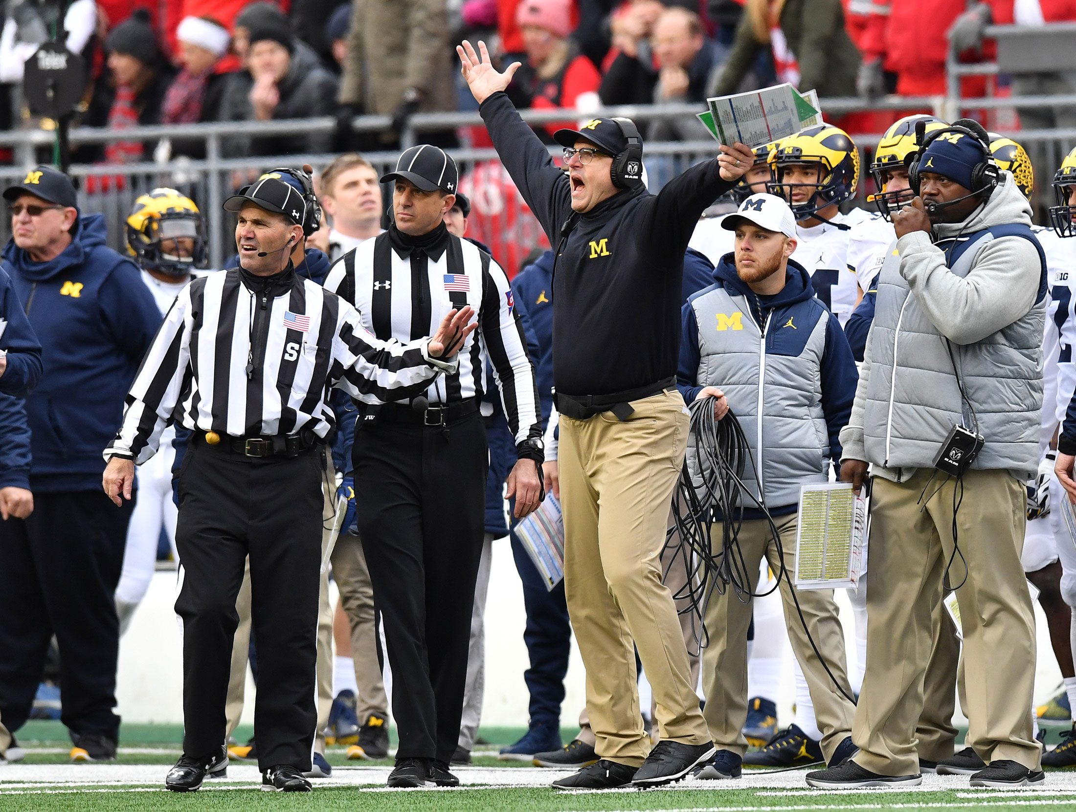 Do College Football Refs Have It In for Your Team?