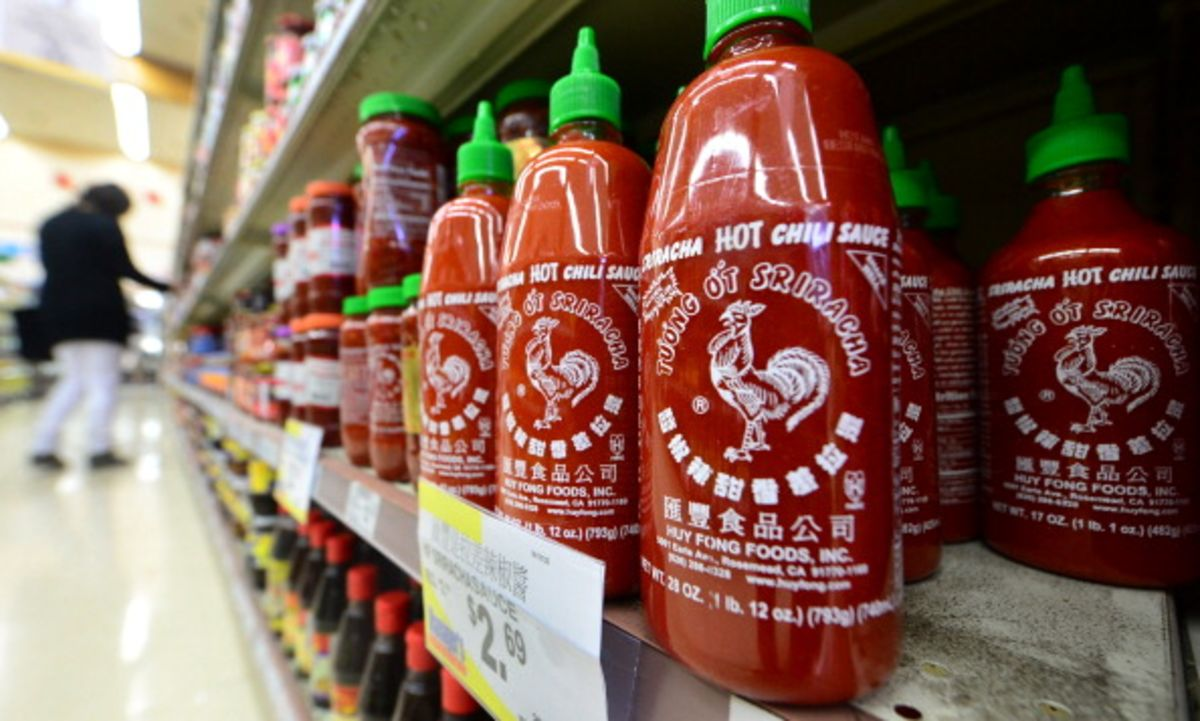 Keep Calm and Put Down the Sriracha