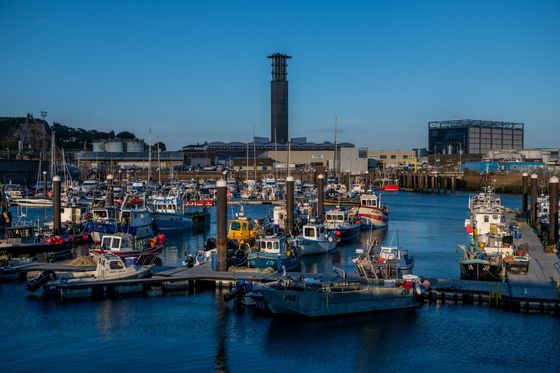 An Island Tax Haven Shows HowBrexit Fight Over Fish Isn't Over