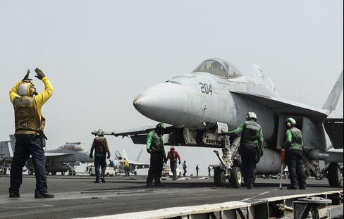 Russia Boosts Mediterranean Flotilla as U.S. Weighs Syria Strike