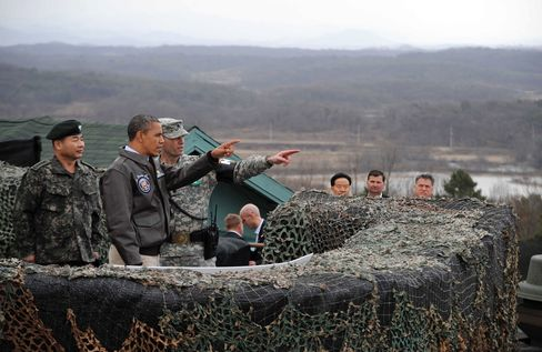 North Korea's Defiant Nuclear Stance Creates Quandary for Obama